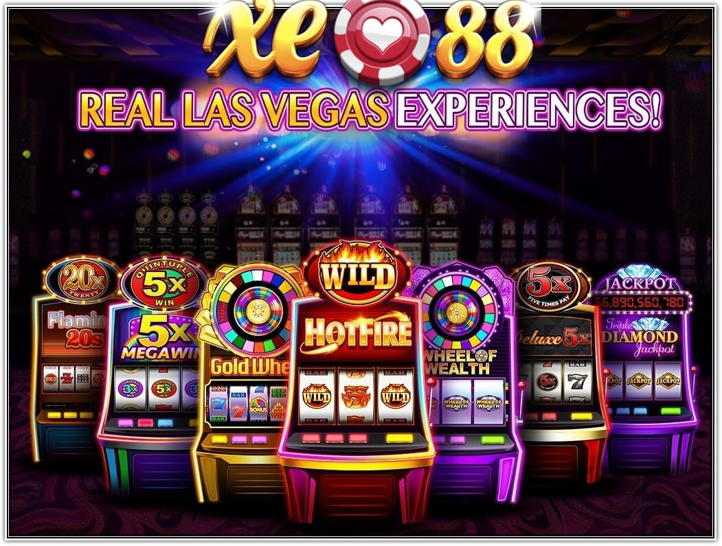 Download Slot Game XE88
