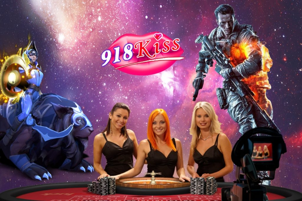 918kiss slot games list
